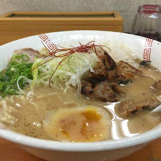 らーめん弥七 - 料理写真:
