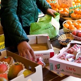 市場直輸入の新鮮フルーツだけを使った定番スイーツ