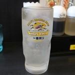 日高屋 - レモンサワー 270円。