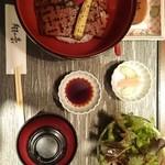 神楽坂 翔山亭 - ランチセット