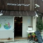 アスリートカフェフィールドHola&Aloha - よく見たら、アスリートって書いてたw