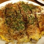よっちゃん - そば肉玉
