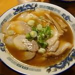 らーめん周 - チャーシュー麺 正油