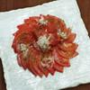 こなはん - 料理写真:トマトサラダ