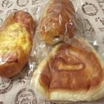 スタジオ ブレ - 惣菜パン