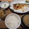 やよい軒 - 料理写真:サバの塩焼定食 2015.5