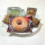 サクライ 洋菓子店 - 焼き菓子。これで895円