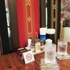 ひるぎ - 料理写真:テーブル席の卓上