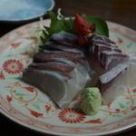 しこや - 島魚刺身:テングハギ