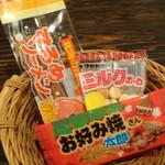 池袋駄菓子バー - 駄菓子いろいろ2