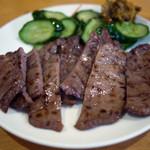 味の牛たん 喜助 - 牛たん焼き~☆