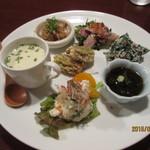 てまりぼく - 前菜七種