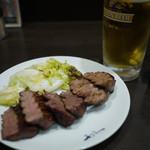 牛たん炭焼き 利久 - 極焼き&生ビール~☆