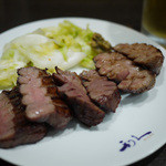 牛たん炭焼き 利久 - 極焼き~☆