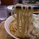 一日一麺や - 淡麗魚醤ラーメン800円