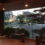 ビッグジョー - 店前 喫煙スペース 2015.05.26