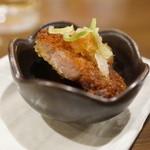 トキジロウ - カツおろしポン酢