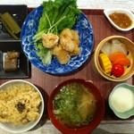 玄米食堂greengarden - マクロビランチ