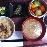 玄米食堂greengarden - ワンコイン ミニランチ