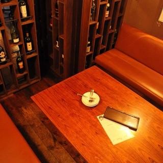 ソファー席『個室』