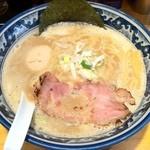 ○心厨房 - 塩らーめん 750円