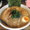 オリオン食堂 - 料理写真:濃魚ラーメン 750円