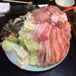 ちゃんこ灘 - 料理写真:横綱ちゃんこ