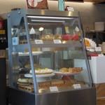 ベックスコーヒーショップ - ケーキケース
