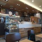 ベックスコーヒーショップ - 店内