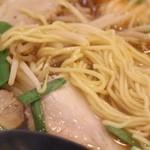 甲子園ラーメン - 甲子園チャーシュー麺アップ