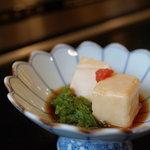 鮨処 銀座 福助 - 酒菜(さかな)