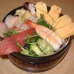 徳川寿し - ちらし寿司