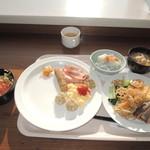 横浜桜木町ワシントンホテル - 朝食バイキング