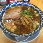 三代目 藤村商店 - 元祖魚介の中華そば