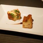 ガルリ デュ ノール - チーズケーキ