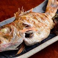 泉岳寺門前 紋屋 - 魚神(のどぐろ)