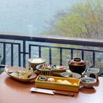 つつじの茶屋 - 和朝食