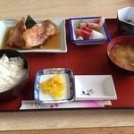 38589322 - メヌケの煮魚膳(1,620円)