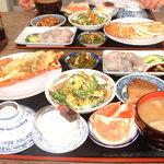 民宿白保 - 料理写真:夕食~*