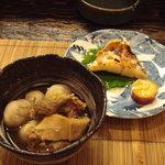 旬彩 晴 - 焼物・煮物