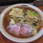 濃菜麺 井の庄 - 料理写真:濃菜麺