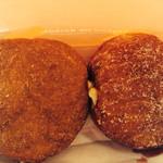 マーメイド ベイカリー - 紅芋とコーヒー