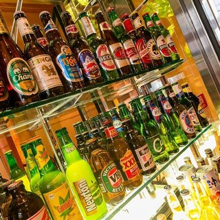 世界のビールを厳選☆