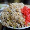 こく一番 - 料理写真:チャーハン大盛りセット