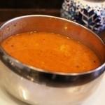 ジェイハン - ひよこ豆のスープは全てのランチについてきます