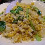 永利 - 青菜と卵のチャーハン