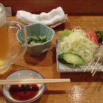 葵寿司 - 料理写真:イカトンビ焼き♪
