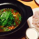 ビービーキューホッカイドウ - 角煮のスープカレー