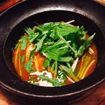 ビービーキューホッカイドウ - 鶏肉のスープカレー