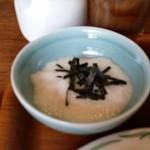 タカマツ喫茶 - トロロ